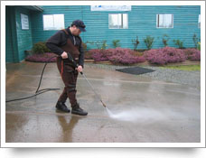 1-Call Cleaning - Powerful Pressure Washing